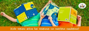 cuadernos de vacaciones editorial brief